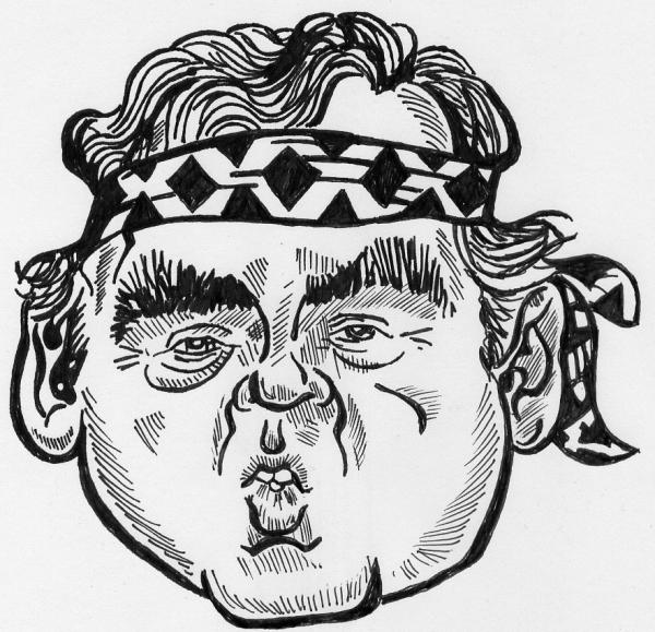 Gordon Brown par bigbudmeg